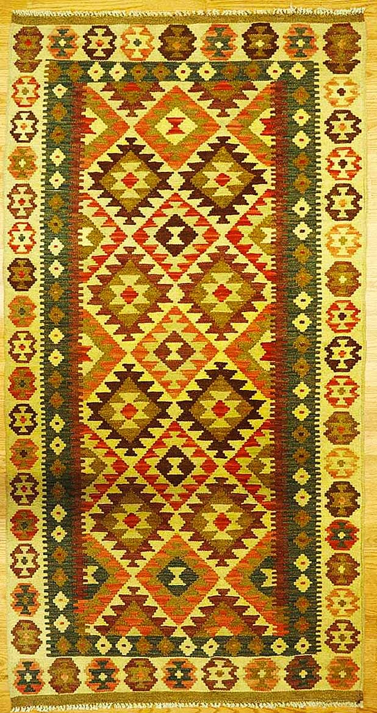 tappeto kilim 198x102 190euro 603