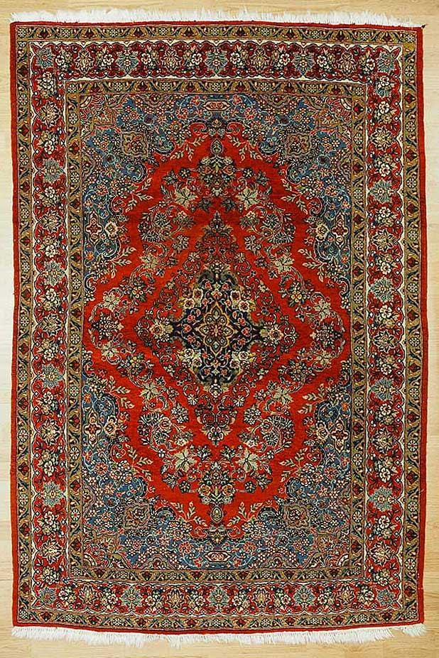 tappeto qum persiano misto seta 200x150 1500euro 7