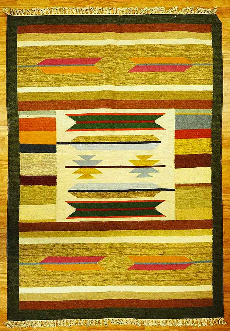 tappeto kilim indiano 180x140 70euro 6
